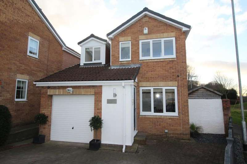 4 Bedrooms Detached House for sale in Hastings Court, Altofts