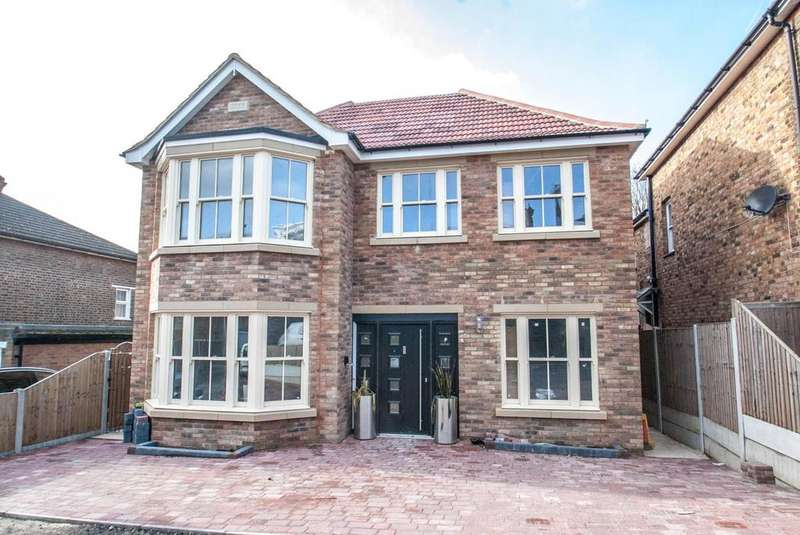 5 Bedrooms Detached House for sale in Rose Valley, Brentwood, Essex, CM14