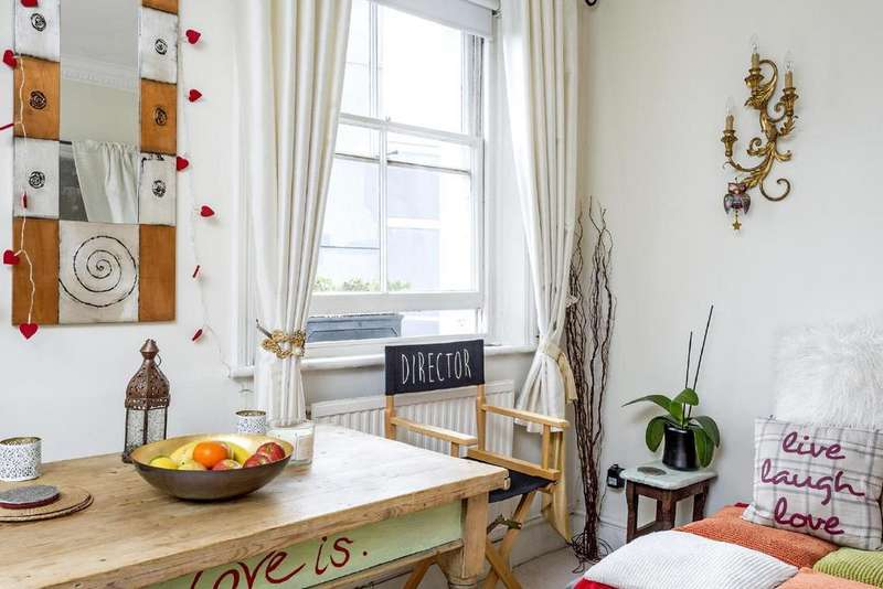 1 Bedroom Flat for sale in Craven Hill Gardens, Bayswater, W2