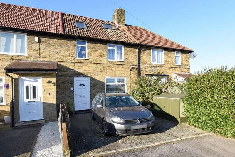 3 Bedrooms Terraced House for sale in Easby Crescent, Morden, SM4