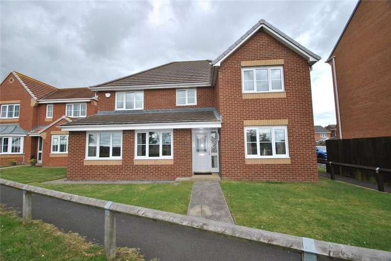 5 Bedrooms Detached House for sale in Ramsey Grove, Murton, Seaham, Co Durham, SR7