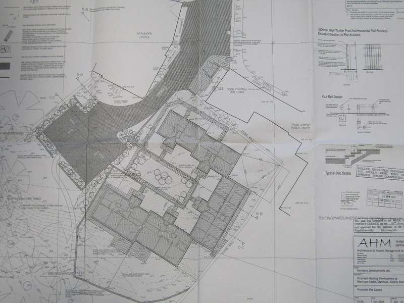 Land Commercial for sale in Stanhope Castle, Stanhope, County Durham, County Durham, DL13 2PZ