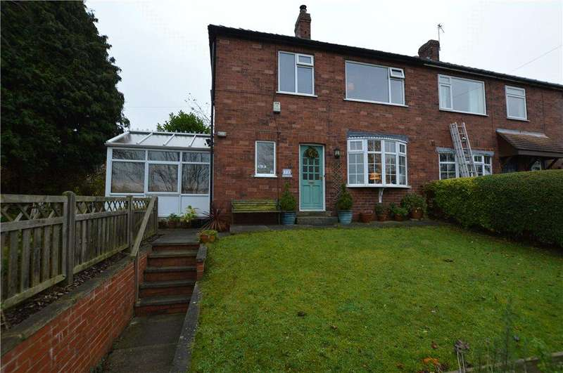 3 Bedrooms Semi Detached House for sale in Main Street, Shadwell, Leeds