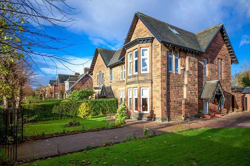 5 Bedrooms Semi Detached House for sale in 2 Victoria Park Gardens North, Glasgow, G11