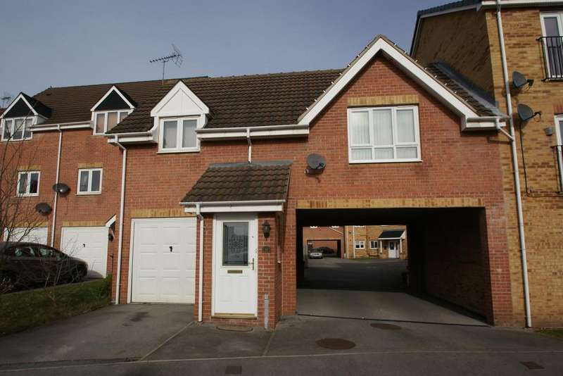 2 Bedrooms Apartment Flat for sale in 48 Wakelam Drive, Armthorpe, Doncaster, DN3 2FR