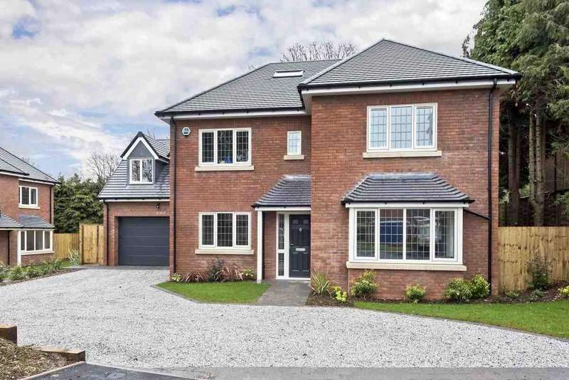 6 Bedrooms Detached House for sale in Alder Park Road, Solihull