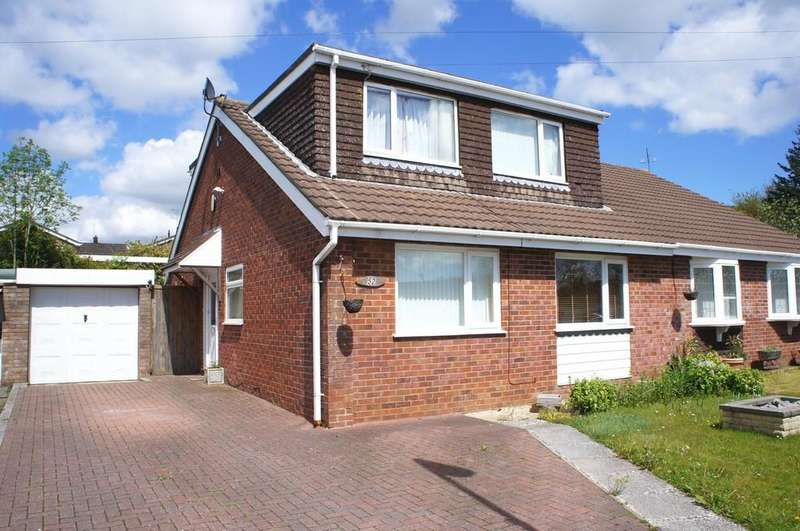 4 Bedrooms Semi Detached House for sale in Parc Castell-y-mynach, Creigiau