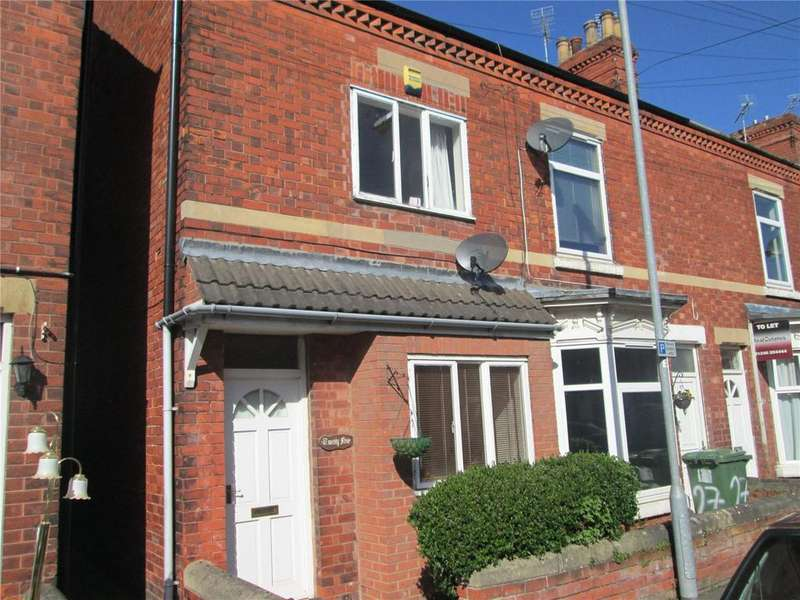 3 Bedrooms End Of Terrace House for sale in King Street, Worksop, Nottinghamshire, S80