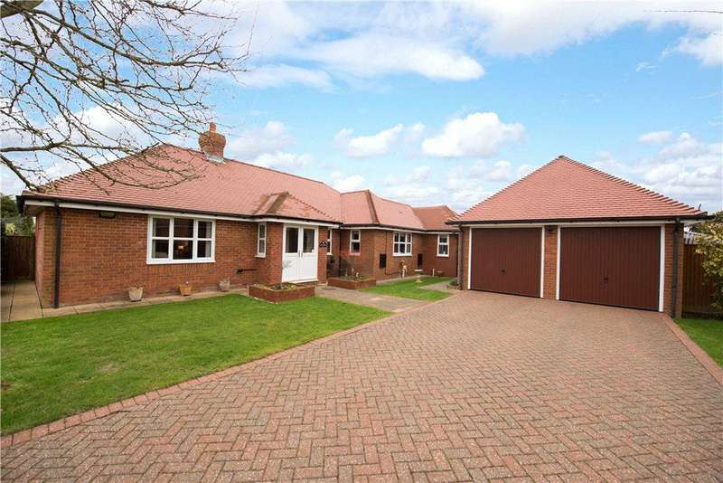 3 Bedrooms Detached Bungalow for sale in The Hawthorns, Monks Risborough, Princes Risborough, Buckinghamshire