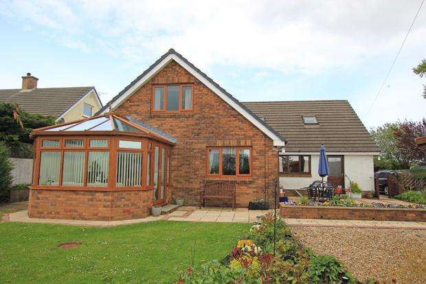 4 Bedrooms Detached House for sale in Hermon Road, Cynwyl Elfed, Carmarthen, Carmarthenshire
