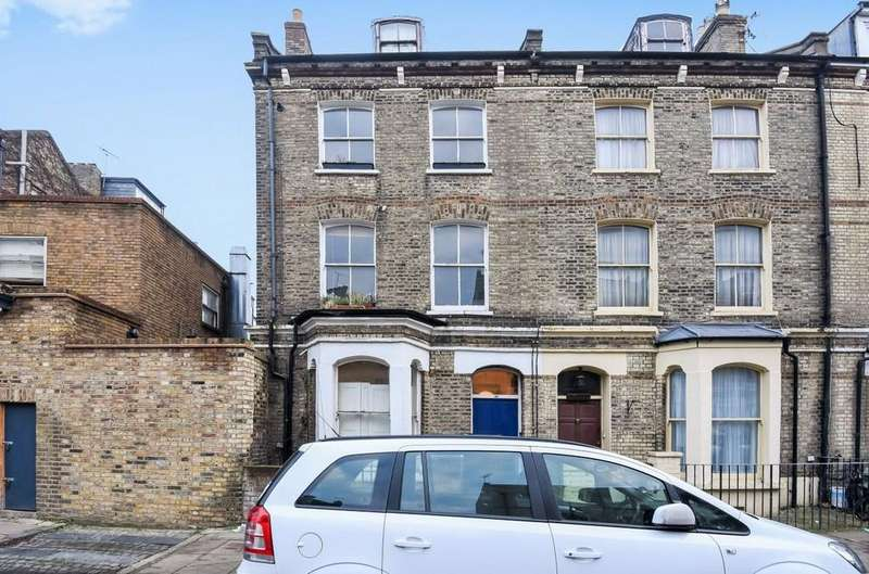 1 Bedroom Apartment Flat for sale in Moray Road N4 3LG