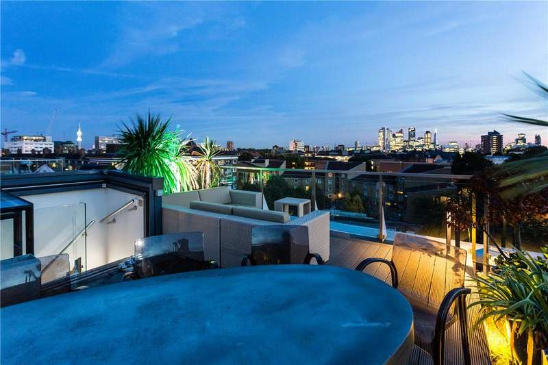 3 Bedrooms Flat for sale in Regent Nine Apartments, Orsman Road, London, N1