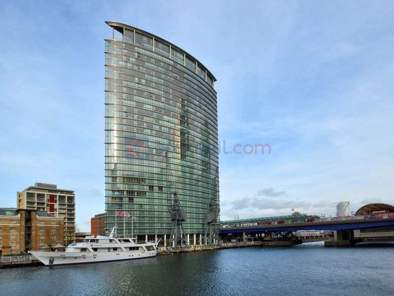 2 Bedrooms Duplex Flat for sale in Hertsmere Road, Canary Wharf E14