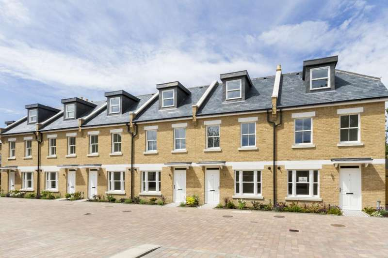 3 Bedrooms House for sale in Effra Road, Wimbledon, London, SW19