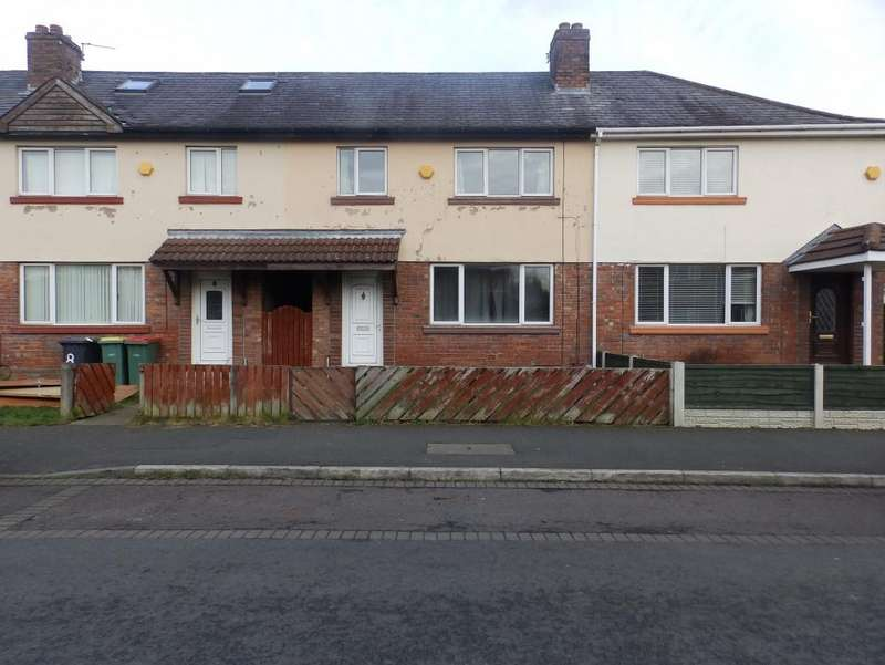 3 Bedrooms Terraced House for sale in Village Drive, Preston, PR2