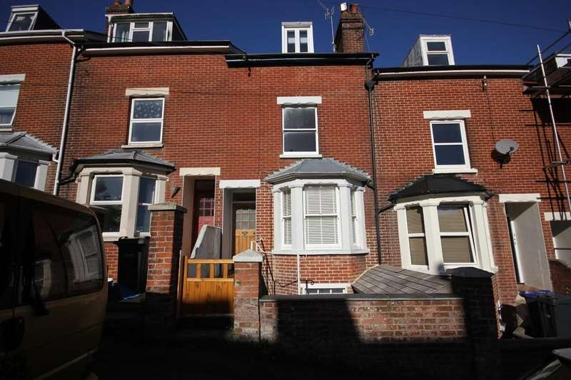 4 Bedrooms Terraced House for sale in PALMER ROAD, SALISBURY, WILTSHIRE SP2 7LX