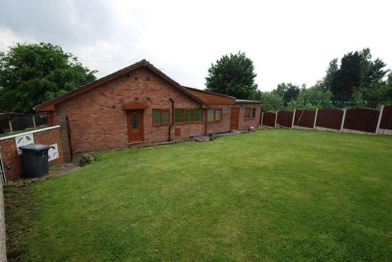 3 Bedrooms Semi Detached Bungalow for sale in Windsor Crescent, Monk Bretton, Barnsley S71