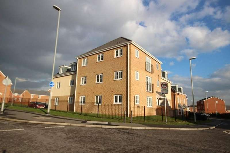 2 Bedrooms Apartment Flat for sale in New Forest Drive, Middleton