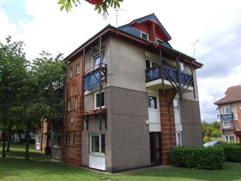 1 Bedroom Flat for sale in Newhall Green, Belle Isle