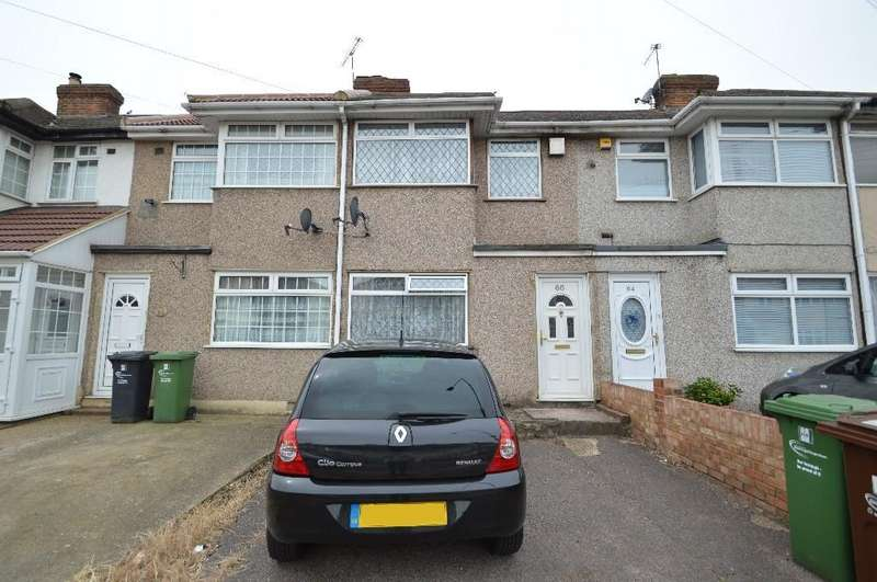 3 Bedrooms Terraced House for sale in First Avenue, Dagenham