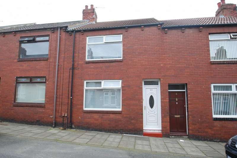 3 Bedrooms Terraced House for sale in Barehirst Street, South Shields