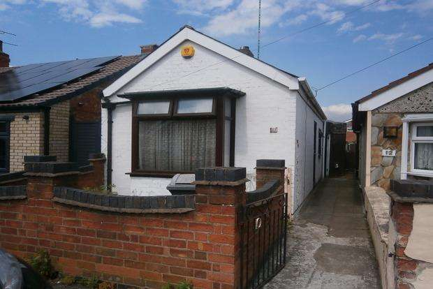 1 Bedroom Bungalow for sale in Hardys Avenue, Rushey Mead, Leicester, LE4