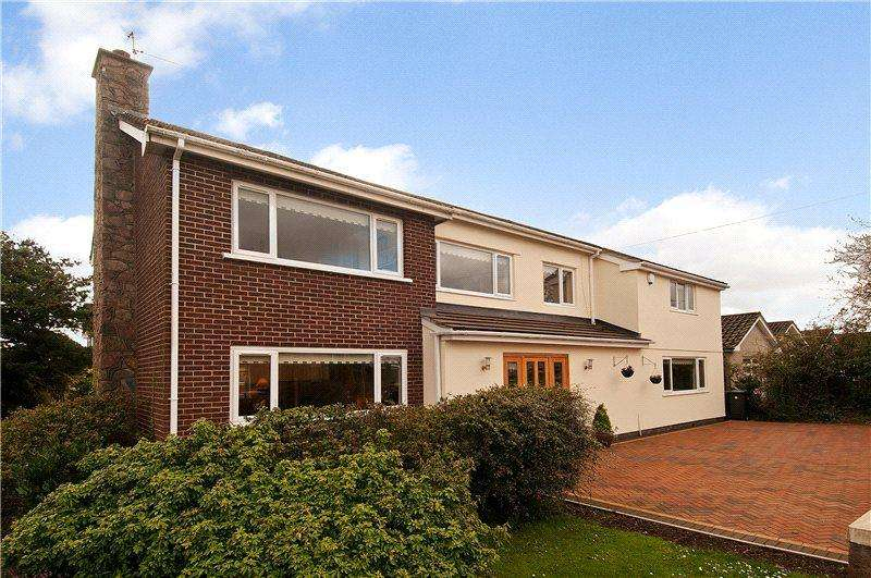 5 Bedrooms Detached House for sale in Cotswold Avenue, Lisvane, Cardiff, CF14
