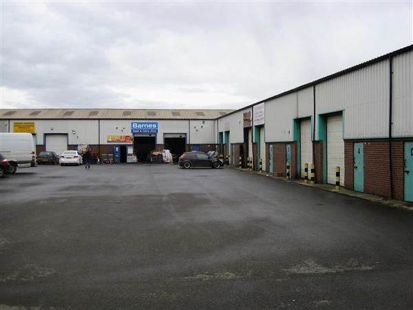 Commercial Property for sale in Normanby Park Workshops, SCUNTHORPE
