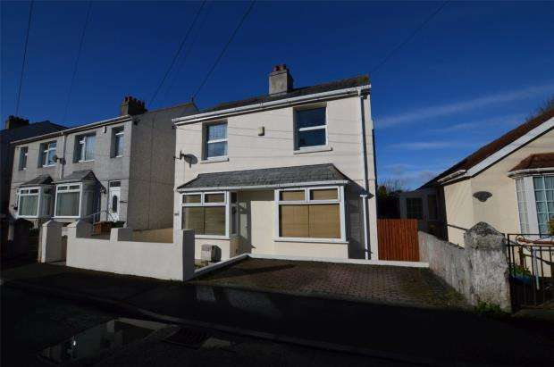 3 Bedrooms Detached House for sale in Rocky Park Road, Plymouth, Devon