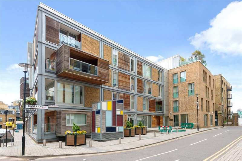 1 Bedroom Apartment Flat for sale in Meridian Court, 3 East Lane, London, SE16