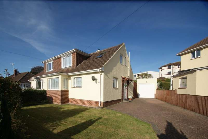 4 Bedrooms Semi Detached House for sale in Manor Drive | Kingskerswell