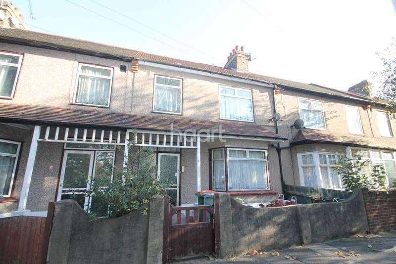 3 Bedrooms Terraced House for sale in Burges Road