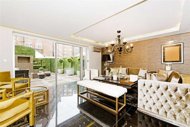4 Bedrooms Terraced House for sale in Norfolk Crescent, London, W2