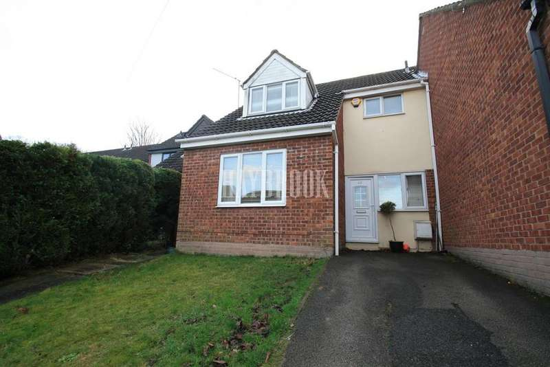 3 Bedrooms End Of Terrace House for sale in High Matlock Ave, Stannington