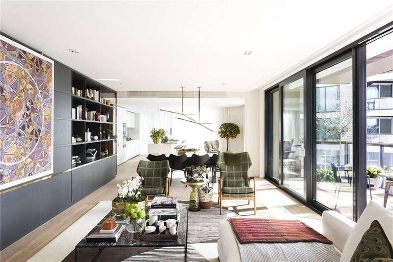 3 Bedrooms Flat for sale in The Plimsoll Building, Handyside Street, King's Cross, London, N1C