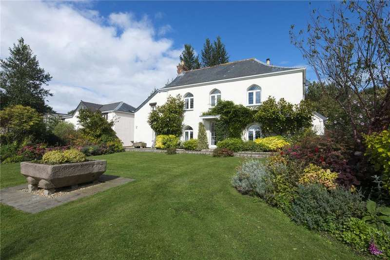 6 Bedrooms Detached House for sale in Lostwithiel, Cornwall, PL22