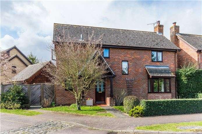 4 Bedrooms Detached House for sale in Percheron Close, Impington, Cambridge