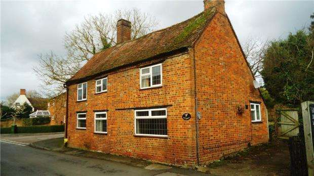 3 Bedrooms Detached House for sale in Old Walls, Main Street, Maids Moreton