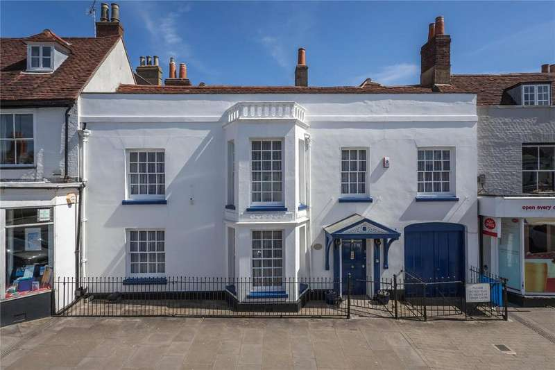 6 Bedrooms Terraced House for sale in The Square, Titchfield, Fareham, Hampshire, PO14