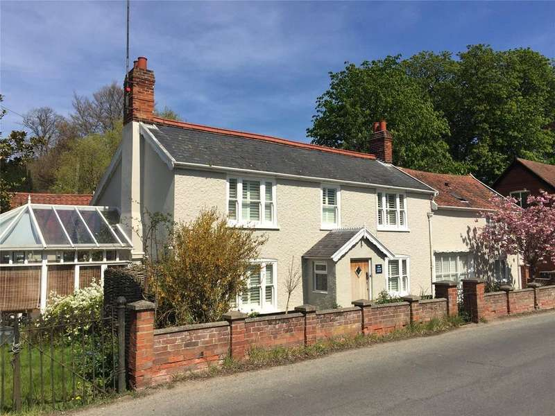 5 Bedrooms Detached House for sale in The Green, Grundisburgh, Woodbridge, Suffolk, IP13