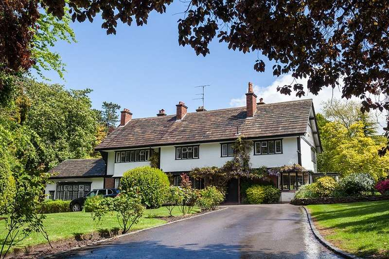 7 Bedrooms Detached House for sale in Beechfield Road, Alderley Edge