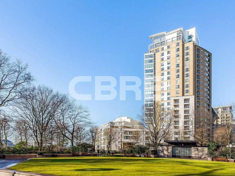 2 Bedrooms Apartment Flat for sale in Berkeley Tower, 48 Westferry Circus, E14