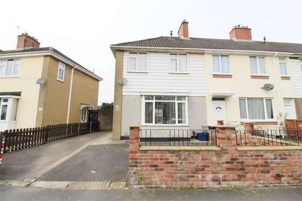 3 Bedrooms Semi Detached House for sale in Maesglas Crescent, NEWPORT