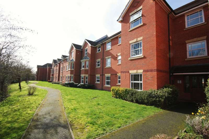 2 Bedrooms Flat for sale in Hardy Court, Barbourne, Worcester