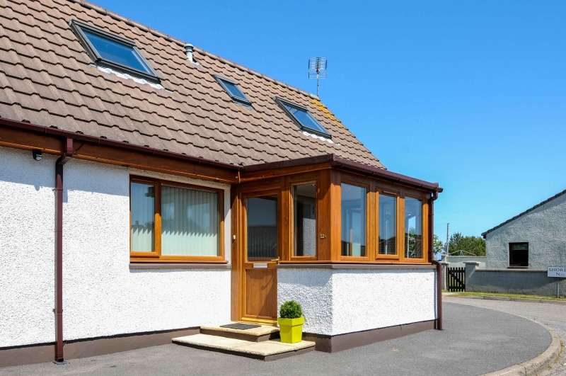 4 Bedrooms Semi Detached House for sale in Main Street, Inver, Tain, Highland, IV20 1SB