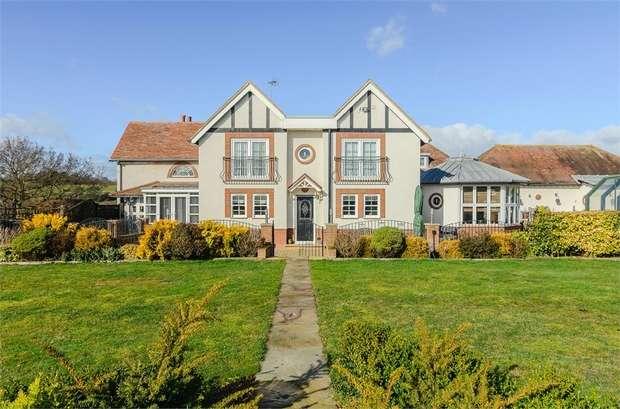 5 Bedrooms Detached House for sale in School Lane, Borden, SITTINGBOURNE, Kent