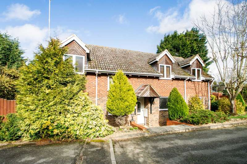 4 Bedrooms Detached House for sale in Brookside, Stanwick