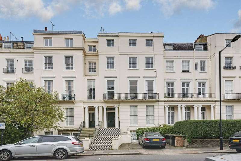 2 Bedrooms Flat for sale in Abercorn Place, St John's Wood