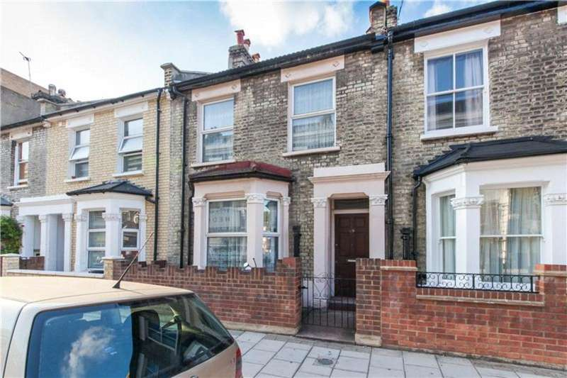 3 Bedrooms Terraced House for sale in Greyhound Road, Hammersmith, London