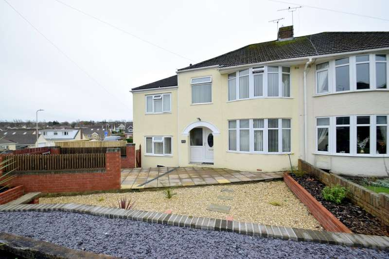 4 Bedrooms Semi Detached House for sale in 2 Oaklands Rise, Bridgend, Bridgend County Borough, CF31 4SP